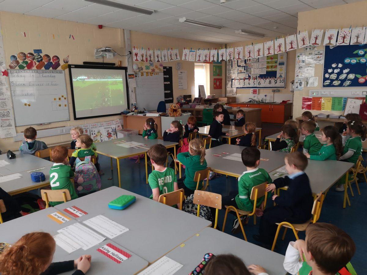 C'mon Ireland!!