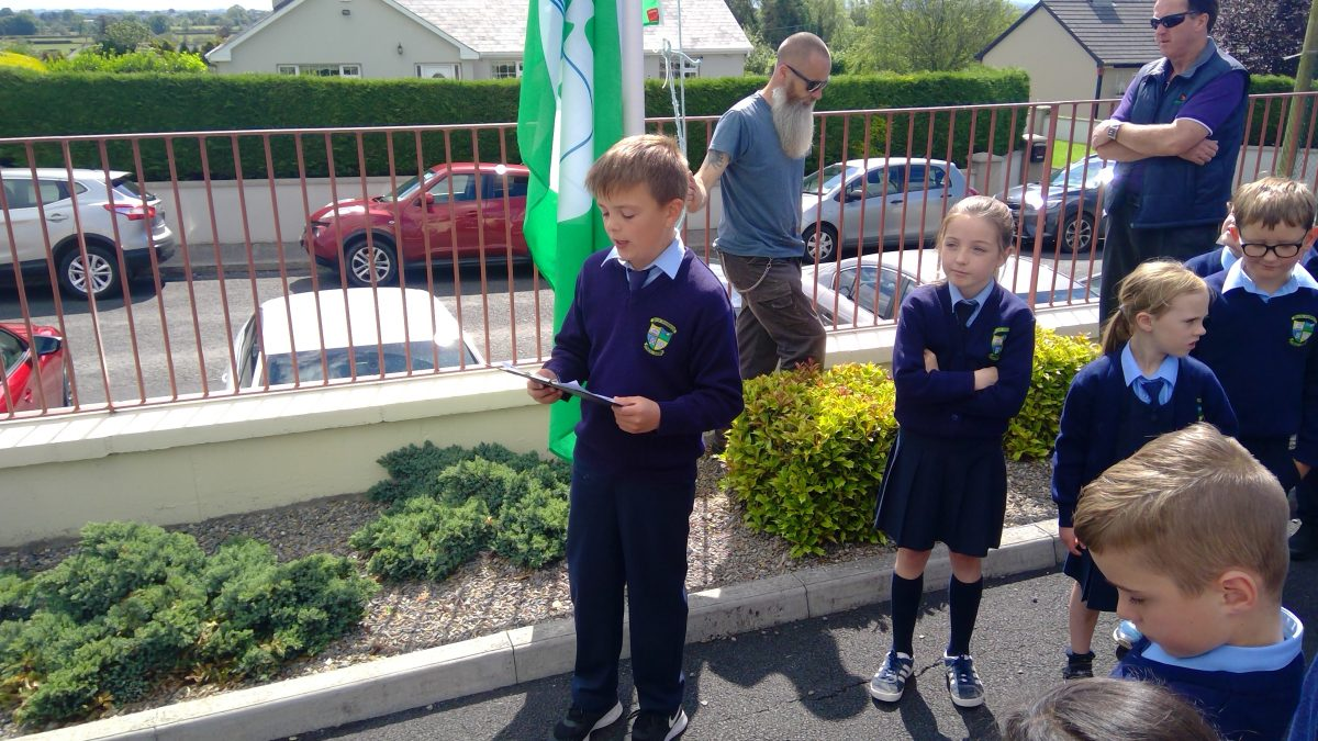 Raising the Green Flag!!